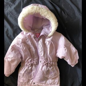 Little girls Oshkosh coat